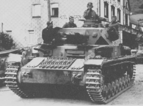 panzerdivision der wehrmacht
