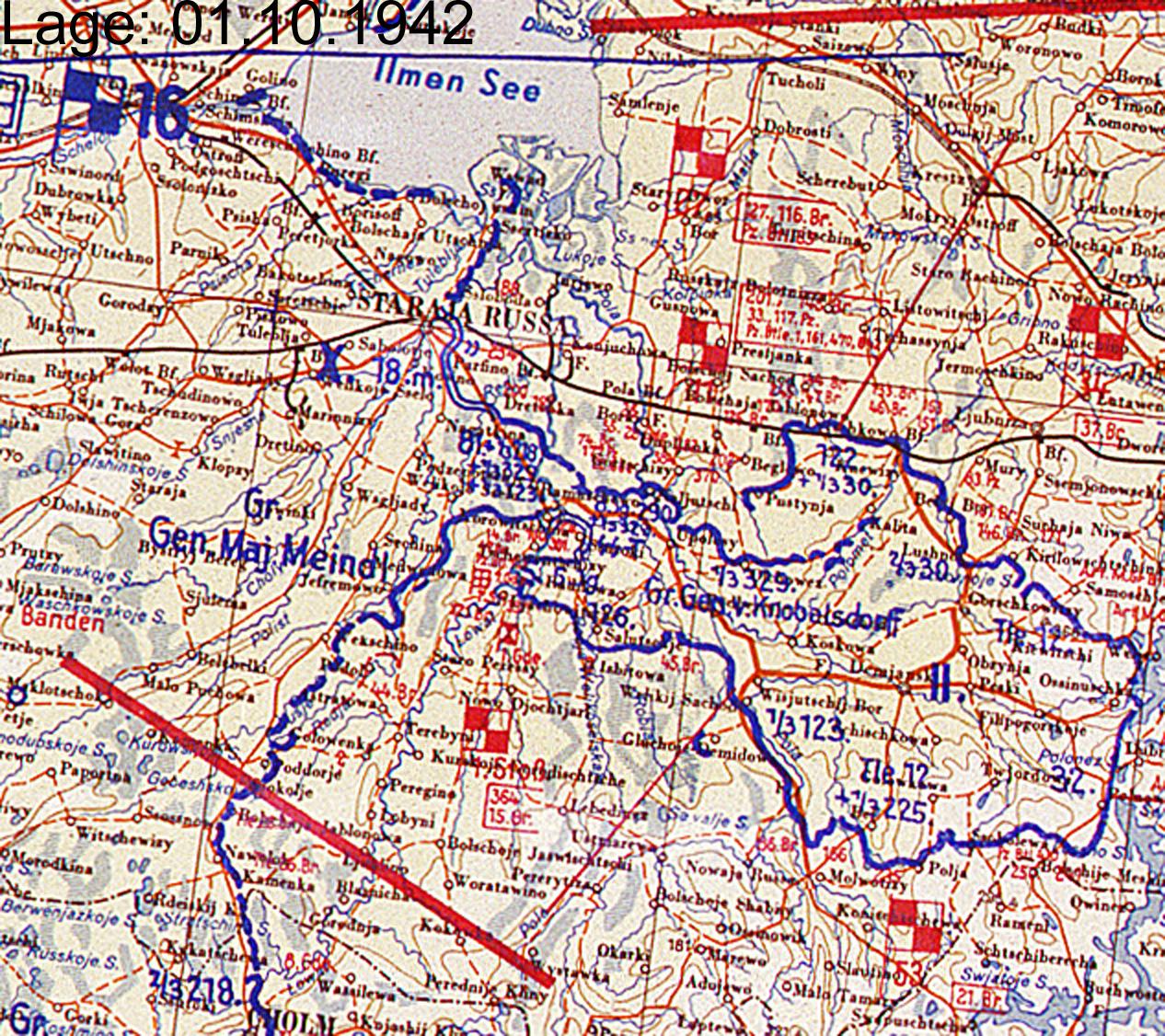II. Armee-Korps - Lexikon der Wehrmacht