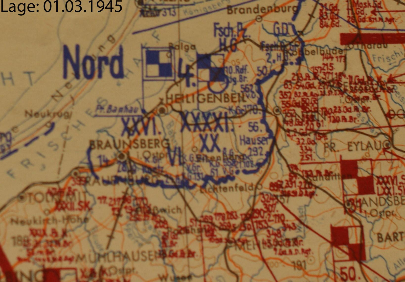 mittelabschnitt der ostfront juni 1944
