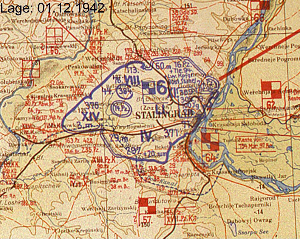 Schlacht Um Stalingrad Karte.44 Infanteriedivision Lexikon Der Wehrmacht