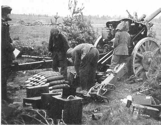 l'artillerie 291ID-3