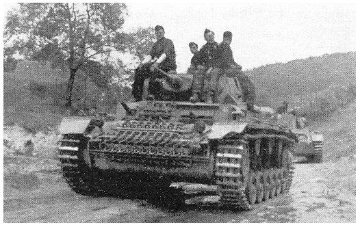 stärke panzerdivision nva