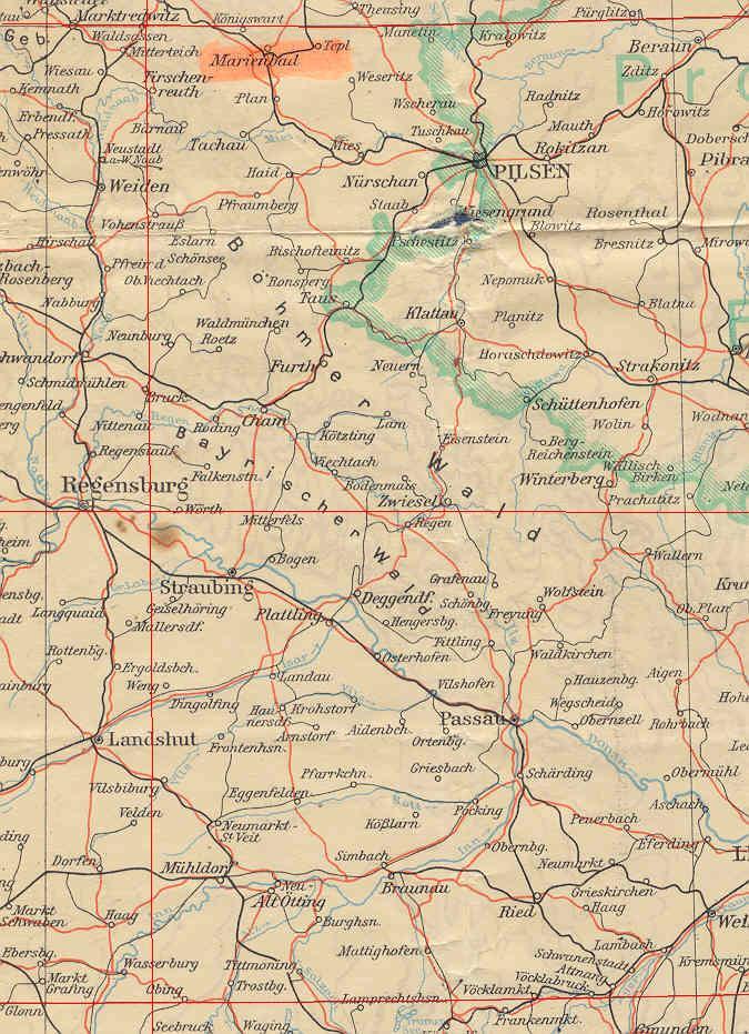 Kasernen In Deutschland Karte