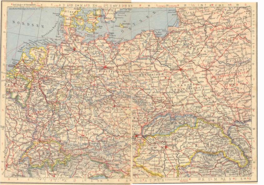 Deutschland 1938