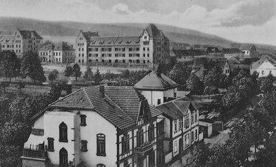 Bruchsal Kaserne