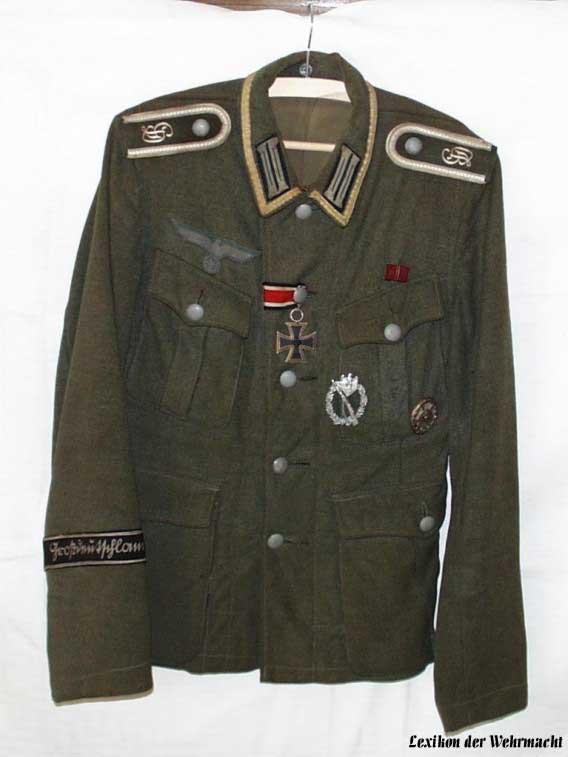 L'uniforme de Feldgrau 3